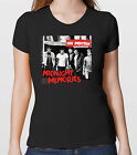1D ONE DIRECTION T-SHIRT MIDNIGHT MEMORIES 2014 ALBUM DONNA SAGOMATA MAN. CORTA