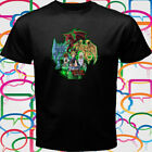 New Yu-Gi-Oh! Enter The Shadow Realm Men's Black T-Shirt Size S-3XL
