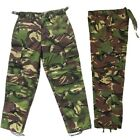 BOYS ARMY TROUSERS AGE 3-13 MILITARY COSTUME DRESS UP FANCY DRESS CAMOFLAUGE KID