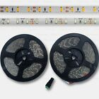 New DC 12V  IP65 5/10/20/30 50M SMD 5630 Warm/Nature/Pure/Cold White LED Strip