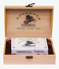 The Most Expensive Chinese Puer Tea * ROYAL PUER TEA * oriental verve puer tea