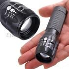 CREE Q5 WC LED 240 Lumens Zoomable Torch Flashlight Light 3 Modes