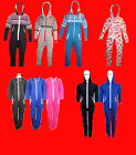 Unisex onesy onesie hooded hoody Fleecey jump suit one piece new AZTEC S M L XL