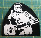 Johnny Cash Decal Sticker Car/Truck/Window/Laptop/Gun Safe/Tool Box