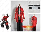 Anime Blazblue Alter Memory Ragna the Bloodedge Cosplay Costume Fighting Game