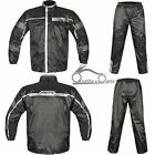 Akito Storm Motorcycle Motorbike 2 Piece Rainsuit  Waterproof Seam Sealed