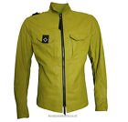 MA.STRUM SULPHUR GOLD SHIRT STYLE LIGHTWEIGHT JACKET S/S 2014 RRP £240