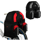 New 65L Bike Cycling Bicycle Rear Back Carrier Light Weight Travel Mountaion Bag