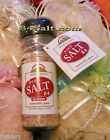 Himalayan Salt Refillable Glass Grinder Gourmet 84 Minerals FDA Kosher 3.52 oz