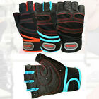 Weight lifting Gym Gloves Training Fitness Workout Wrist Wrap Sport Gloves LD335