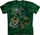 Rainforest Gather Adult  Animals Unisex T Shirt The Mountain