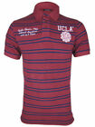 UCLA Mens Red Ware T-Shirt Uk Size S - XL - RRP £30 Free Uk P&P