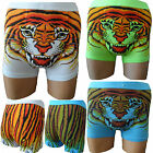 Mens boxers Boys Briefs pants sexy animal underwear cotton uomo trunks shorts