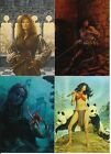 Cards 1 to 45 - David Cherry Fantasy Art Trading Cards by FPG!