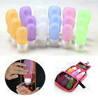 37ml/60ml/89ml Protable Silicone Liquid Soap Shampoo Dispenser with suction cup
