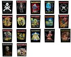 IRON MAIDEN Sew On Back Patches NEW OFFICIAL. 18 Designs to choose from.