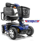 Pride Mobility VICTORY SPORT Scooter 4-wheel Fast Speed 8 mph + FREE ACCESSORIES