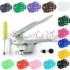 150 Sets Pliers for Resin Snaps Fasteners Plastic Poppers Button T3 T5 T8 New