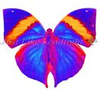 TRANSPARENT BUTTERFLY 4, PRE-CUT or SHEET suncatcher scrapbooking craft 3d