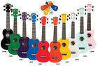MAHALO SOPRANO UKULELE - VARIOUS COLOURS WITH CASE *FUN FOR ALL AGES!*