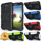 New 5 colors Shock Proof Defender Stand  Case Cover For Samsung Galaxy S 5 i6500