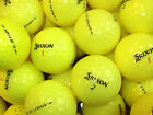 SRIXON GOLF BALLS  Z-STAR / AD333 / SOFT FEEL - YELLOW / ORANGE FREE DELIVERY