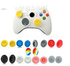 HO AU 4pcs Replacement Joystick Thumbstick Caps for PS3 PS4 XBOX 360 Controller
