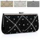 2014 FASHION RHINESTONE CLUTCH EVENING BAG WEDDING PARTY BRIDAL BAGS HANDBAG
