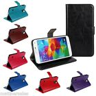 NEW Premium Flip Leather Case Cover for Samsung Galaxy S5