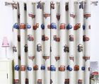 Custom Made Boy Children Car Blockout Blackout Window Curtain Panel H011