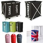 Laundry Washing Clothes Linen Basket Hamper Or Bag