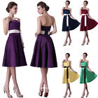 New Clearance Bridesmaid Wedding Cocktail Evening Cocktail Ball Party Prom Dress