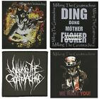 Milking The Goat Machine Sew On Patch/Patches NEW OFFICIAL. Choice of 4 designs