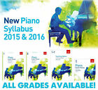 ABRSM - PIANO EXAM PIECES 2015 - 2016 *ALL GRADES*