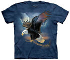 The Patriot Adult  Animals Unisex T Shirt The Mountain