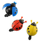 Bicycle Moutain Bike Handlebar Ladybug Metal Ring Bell Horn 3 Colors Safety