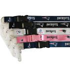 NFL New England Patriots Lanyard Keychain ID Holders $4.99 USD on eBay
