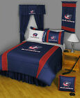 Columbus Blue Jackets Comforter and Sham Set Twin Full Queen King