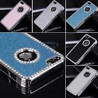 6 Colors Luxury Gliter Crystal Bling Diamonds Back Hard Case Cover For Iphone 5