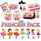 PERSONALISED Princess Gifts - Girls Lunchbox iPad case Pencil Case Water Bottle