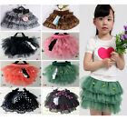 Girl Kid Casual Party Princess Party / Tutu Skirts for girl 2-6 Years