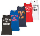 MENS BOYS MAJESTIC NFL NHL NBA MLB JERSEYS TOPS GYM VESTS MUSCLE TOPS T SHIRTS