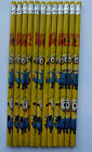 DESPICABLE ME Pencils Minions Gru - great for party bags/school choose quantity