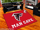 Atlanta Falcons Man Cave Area Rugs Choose from 3 Sizes
