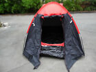 pro action black & red dome tent's 3 or 4 man