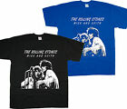 Rolling Stones Keith Richards Mick Jagger T Shirt Rock Music Tee Clothing Mens