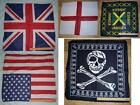 Flag cotton bandana BUY2 GET3 UnionJack England Jamaica USA America Pirate scarf