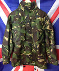 Genuine British Army Combat DPM Goretex, MVP, Waterproof Jacket (front pockets)
