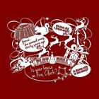 AUNT BETHANY Gildan T-shirt christmas vacation funny holiday graphic tee cotton