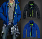 NWT HOLLISTER MEN`S ALL WEATHER JACKET/COAT SIZE Small